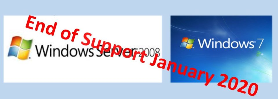 BULLETIN: Windows 2008 & 7 OS End of Support